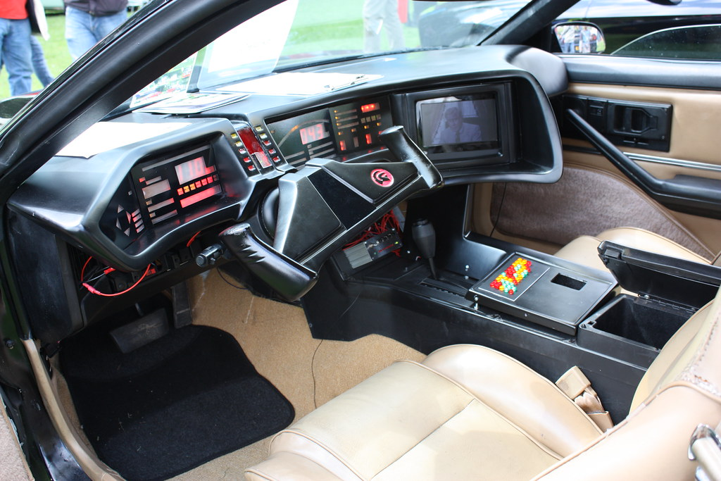 1983 Pontiac Firebird Interior Peter Bonnett Flickr