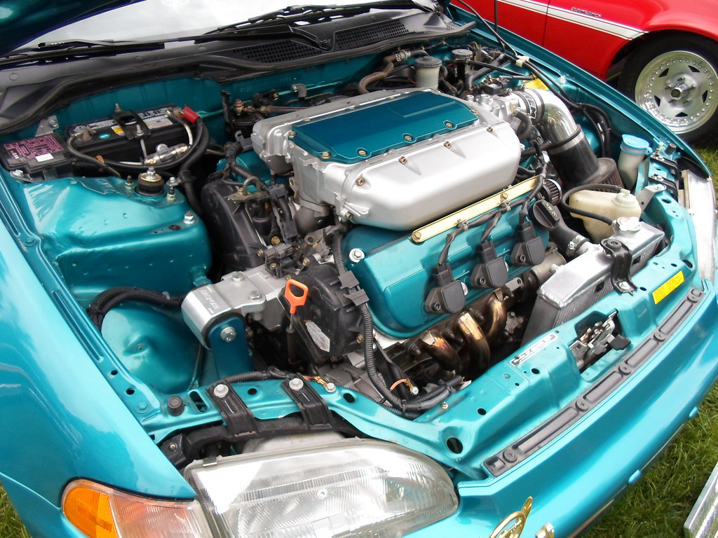 Old Engines In New Cars