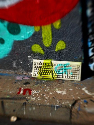 even the key board | by terrybiky