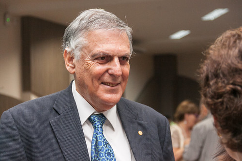 SBPC - Daniel Shechtman | by Secom / UnB