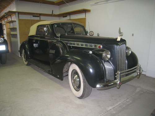 The Norm Miller Collection 1940 Packard | by dmoondog