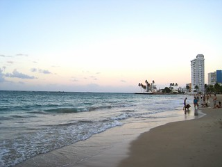Intercontinental Resort / Isla Verde beach, San Juan, Puerto Rico (45) | by steve loya