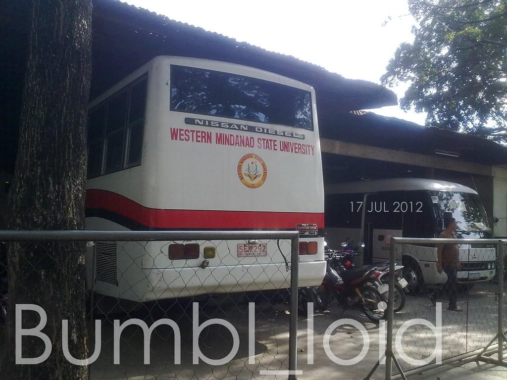 ... WMSU SCHOOL BUS   NISSAN DIESEL UD (customized By Santa Rosa    Philippines) 4