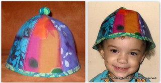Bananafana Lollipop Beanie | by kiamesmommy