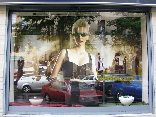 Window, glasses, reflection, cars.. | by Ms Kat