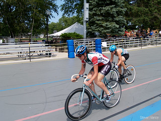 Track day at Northbrook Velodrome | by Steven Vance