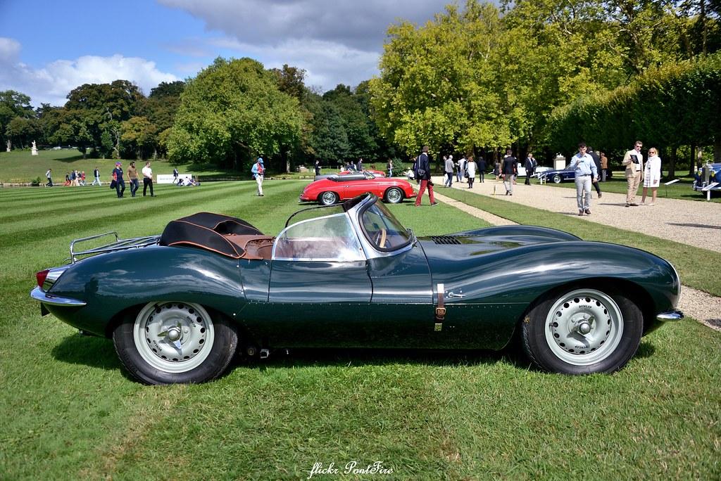 ... 1956 Jaguar XKSS | By Pontfire