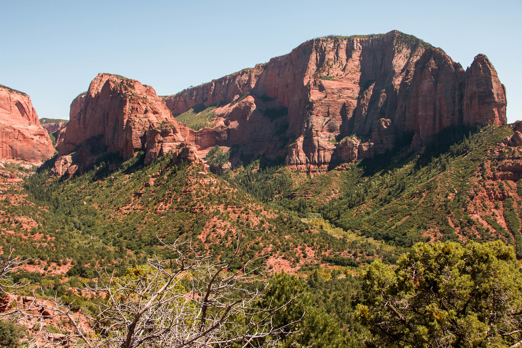 09.09. Zion: Kolobs Canyons