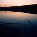 Sunset in Iidesjärvi