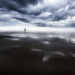 Alone in the light | by Ludovic Cadet Photo