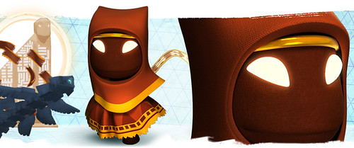 Journey Costume | by PlayStation.Blog