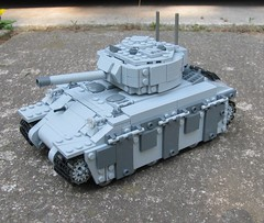 Assault Tank T14 by [Julie v]