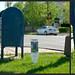 Urban Plant Tag: Mailbox
