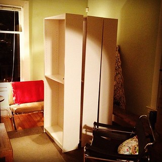 Two Robert Wyatt and One Ted Lucas albums later... three Ikea shelves. | by pheezy