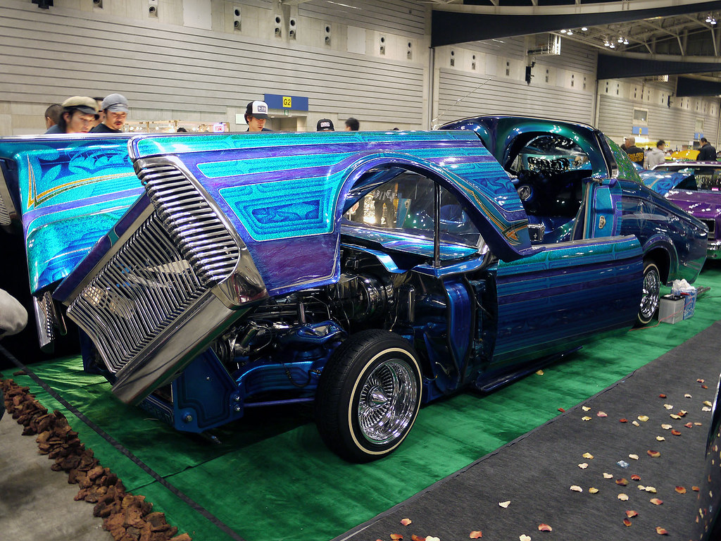Lincoln Mark Vi Lowrider Quot Best Radical Quot Award Car Flickr