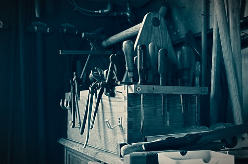 Toolbox | by florianric