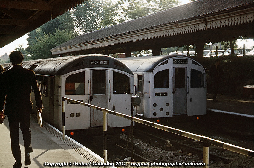 56 And 59 At Hounslow West London Transport 1956
