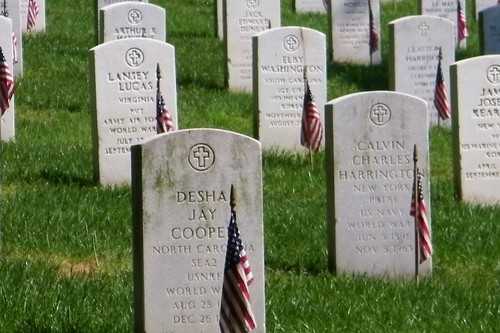 Graves at Arlington