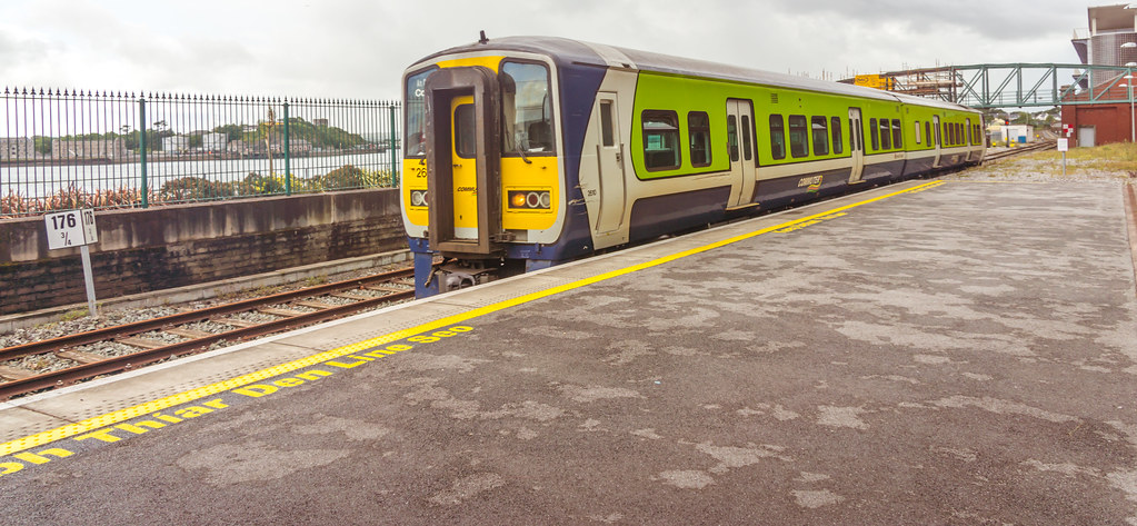 Cobh Railway Station County Cork - Ireland