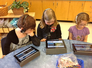 Using Discovery Education on iPads | by Kathy Cassidy