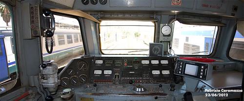 Panoramica cabina e656 primo tentativo di realizzare una for Primo hotel in cabina