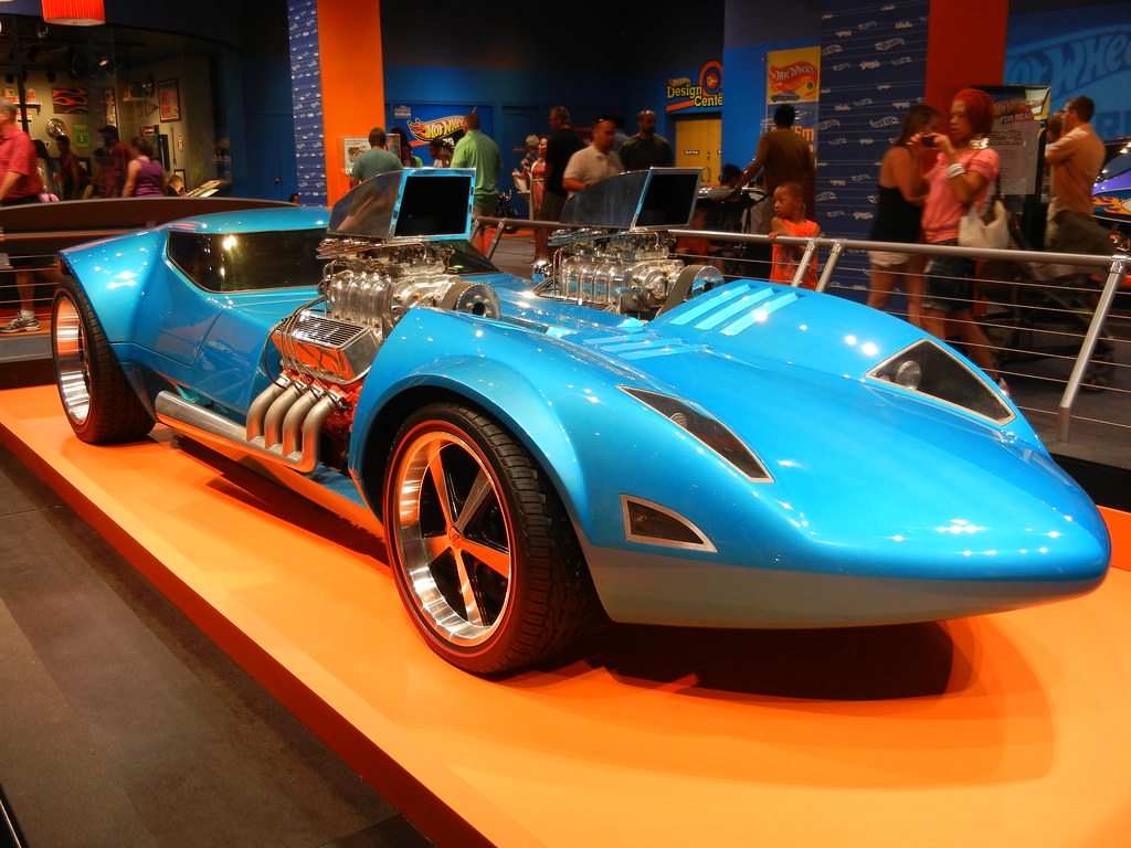 Twin Mill Quot Hot Wheels For Real Quot Is The Newest Exhibit At