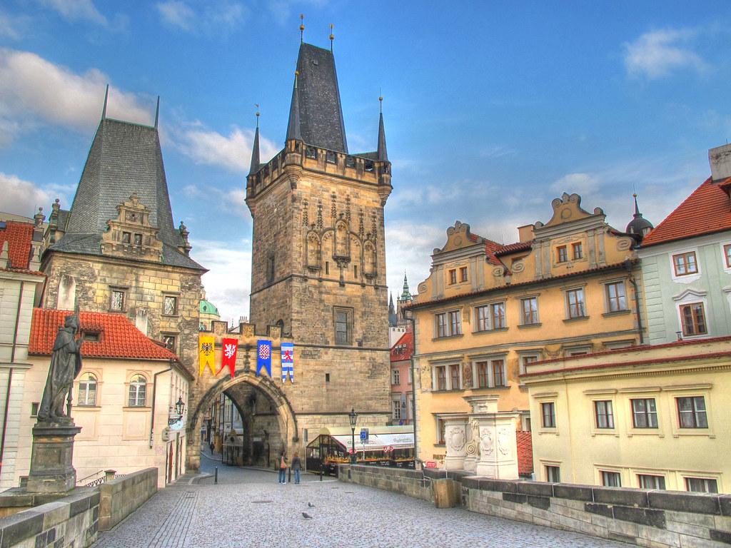 El Puente de Carlos, Praga