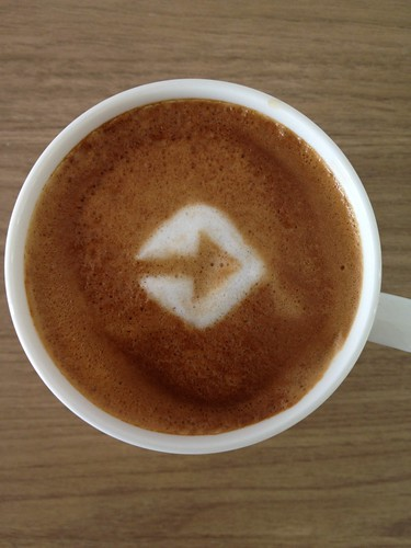 Today's latte, brand-new Google Apps Script. | by yukop