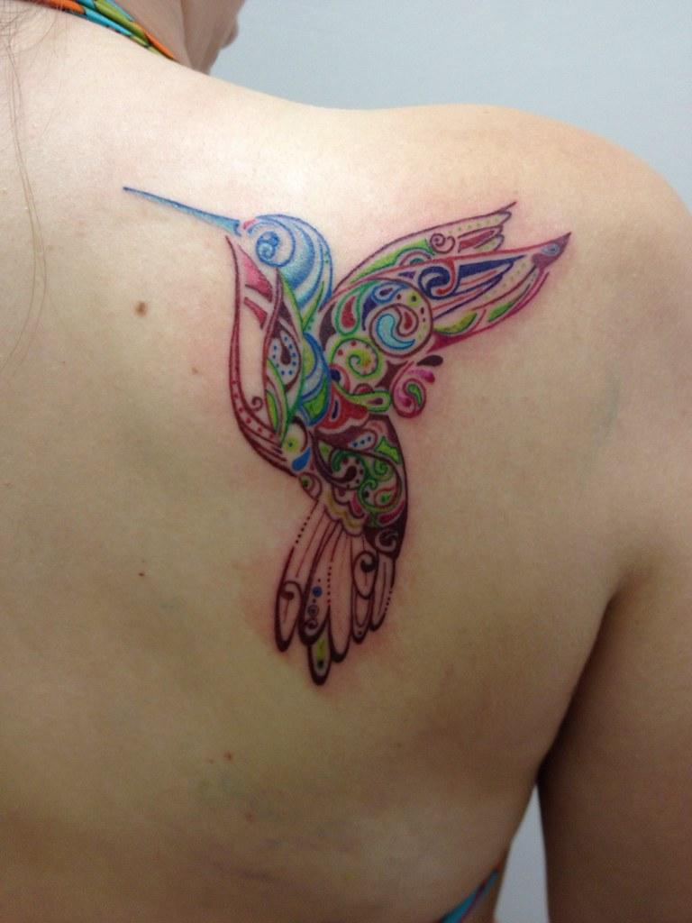 Женские татуировки: фото, значение
