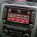 Volkswagen Scirocco Multimedia SatNav