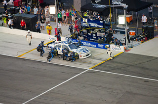 #48 Jimmie Johnson pit stop | by cmfgu