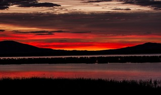 Sunrise at Winton Wetlands | by Rene52