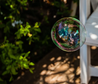 Bubble | by Ed Garces