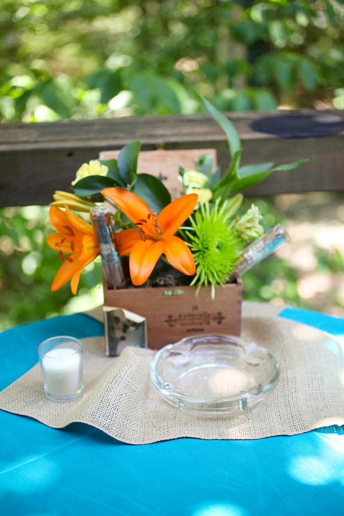 Tropical Themed Food Ideas