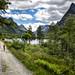 Road to Innerdalen