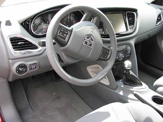 ... 2013 Dodge Dart SXT Rallye Interior Branhaven Motors Branford CT | By  Branhaven Chrysler Jeep Dodge
