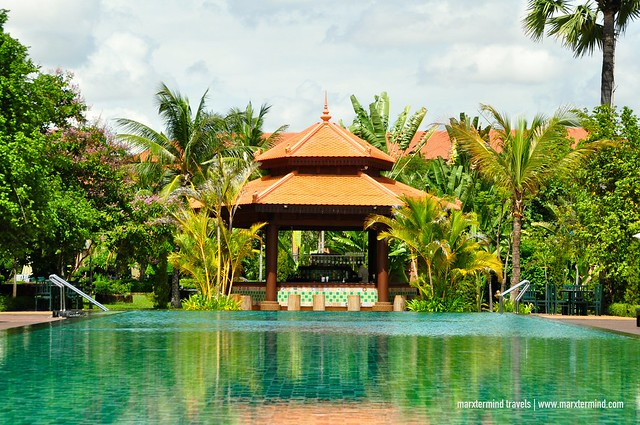 Pool Bar at Angkor Palace Resort & Spa