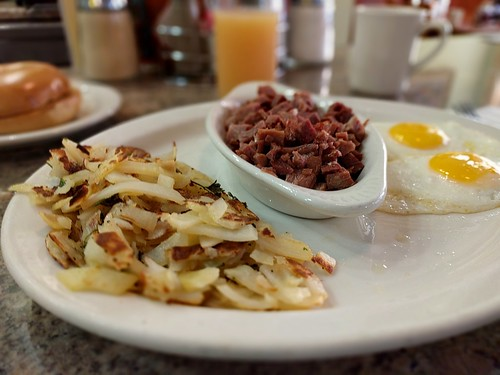 Corned Beef and Hash
