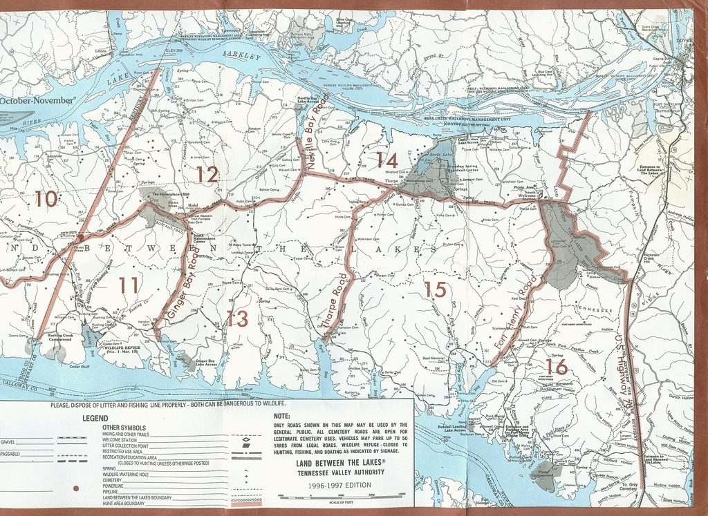 Lbltva Hunt Map L South Tripp Scott Flickr - Tva hunting maps