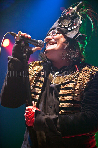 Adam Ant @ The Palace, 30th March 2012 | by Lou Lou's photos