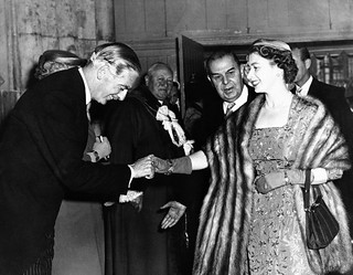 The Queen and Anthony Eden 15 May 1956 | by The Prime Minister's Office