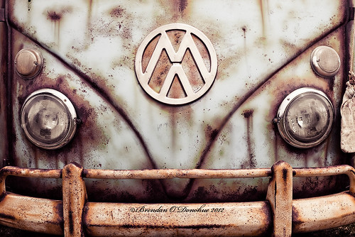 Old VW Truck  [Explored] | by BOD Images