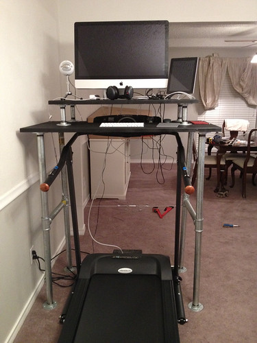 Treadmill Desk | by pbur
