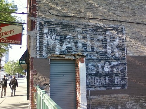 ghost sign - sheridan & albion | by deep blue skies