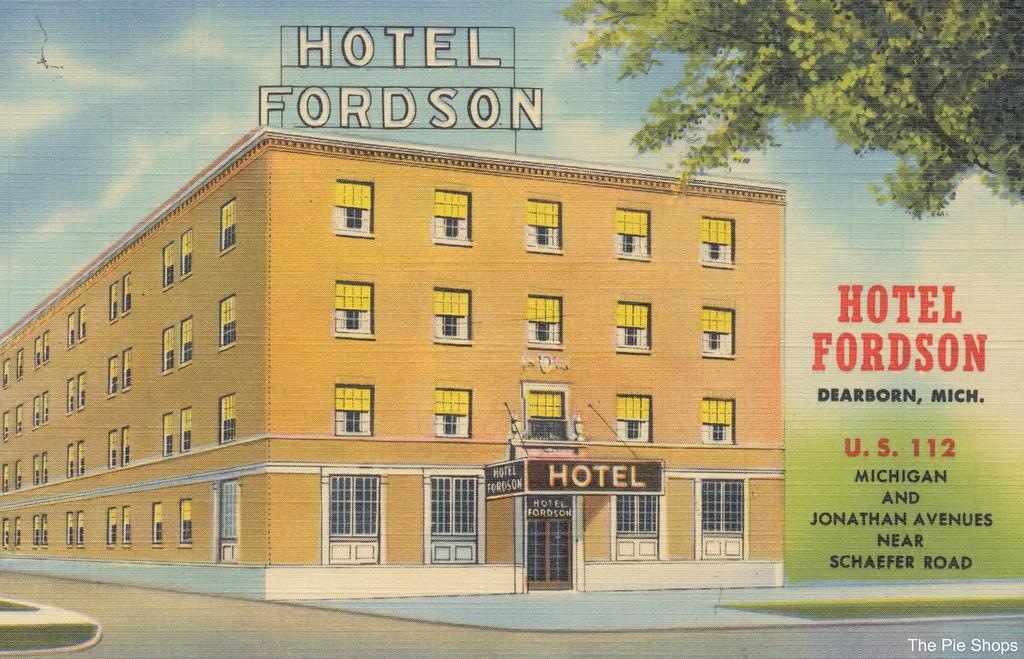 Hotel Fordson - Dearborn, Michigan