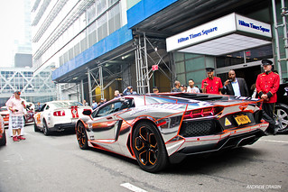 Chrome Aventador | by Andrew Cragin Photography
