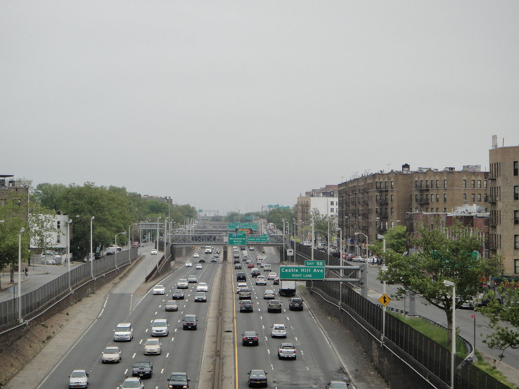 Hows the traffic on cross bronx expressway webcam