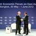 U Than Htay - World Economic Forum on East Asia 2012