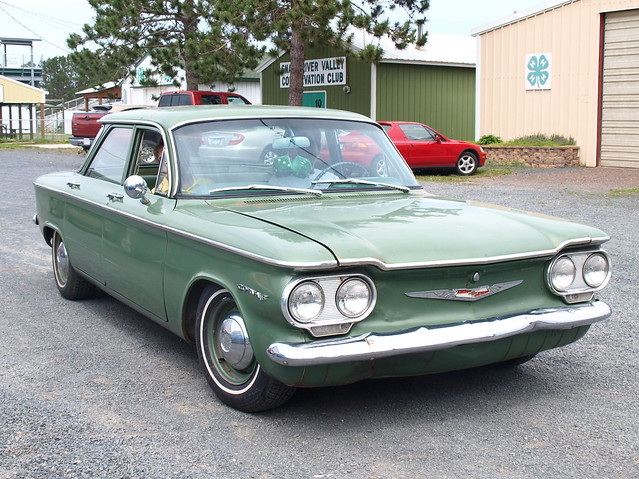 1960 Chevrolet Corvair 1