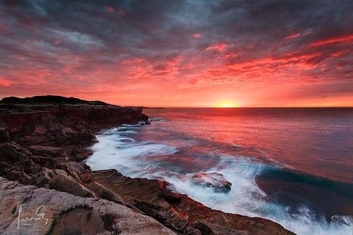 Cape Solander Sunrise | by sachman75